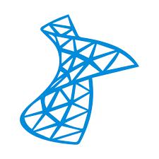 Microsoft SQL Server logo blue – Confluent